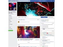 Facebook WeLoveWelding - AGAGas