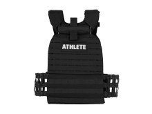 Battle Vest schwarz back 10031687