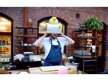 Urklipp från Youtube, Future Food med Anders Samuelsson