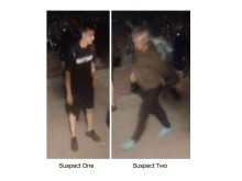 Image of men wanted for questioning