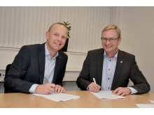 Scania underskriver nye kontrakter med Stiholt