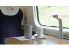 Virgin Trains Alexa West Coast