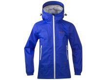 Tinn Youth Girl Jacket - Warm Cobalt/White