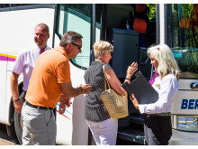 Bussemester med Ölvemarks Holiday