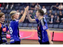 Sirius, Filip Eriksson och Joakim Olsson