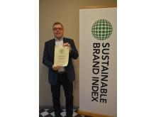Sustainable Brand Index 2019 Finland
