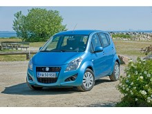 Suzuki Splash giver mere bil for pengene