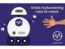 Medicoo Gratis Hudscreening med AI