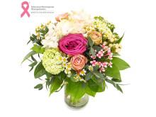 Mors dag bukett till förmån för BRO - Bröstcancerföreningarnas Riksorganisation