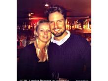 Natasha Godbold and Steven Bowman
