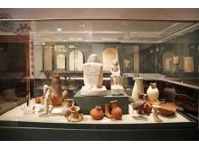 Ägyptisches Museum Leipzig - Alltagsgegenstände als Grabbeigaben