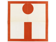 Logotype for the HI Group, from the ArkDes collections