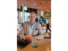 Johan Michelson, Sverigechef Best Western Hotels & Resorts