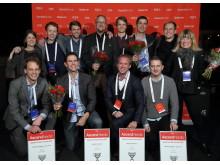 Lyko - Vinnare i E-handel och utsedd till Bästa nordiska webbplats