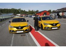 Renault Sport-dagen Gelleråsen 2018