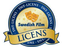 Swedish Film Licens logga