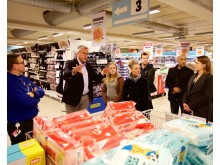 City Gross och Hässleholms kommun skapar unik jobbförberedande insats för att minska utanförskapet