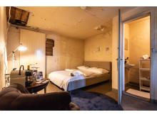 Pop-up Hotel Baden innen