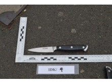 Knives recovered 3