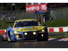 Dubbelseger för Audi i Nürburgring