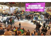Erfolgreiche Messe bauma 2016 für die Swecon Baumaschinen GmbH