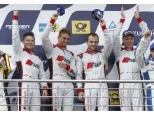24h Nürburgring 2015 Edward Sandström