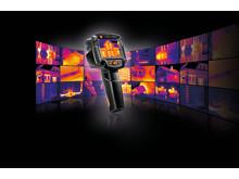 Nya smarta värmekameror från Testo