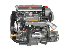Hi-res image - YANMAR - YANMAR 3JH40 inboard engine