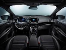 Ford viser ny sportslig og elegant Kuga med SYNC 3