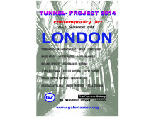 """Tunnel Project"" - Fitzrovia, London."