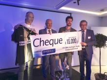 Federale Verzekering doneert 15.000 euro aan ZNA Koningin Paola Kinderziekenhuis