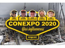 Influencers på Conexpo_Las Vegas