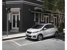 Forårsfornemmelser hos Peugeot