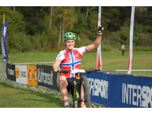 Vinner M Senior NC 10 Petter Fagerhaug