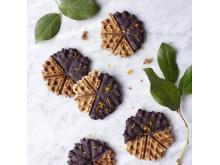 Vaffelcookies fra Wilfa 2