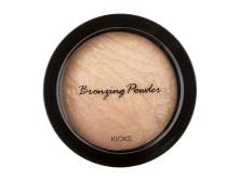 KICKS Make Up Baked Bronzing Powder Golden Sandstorm