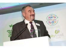 Cris Tomos - Social Enterprise Wales Awards 2013