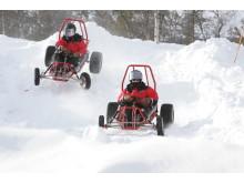 Snow Kart Racing