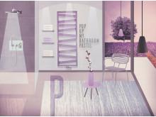 Modern, feminine, cosy and trendy: pastel shades