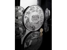 Pistrucci Waterloo Medal - Silver
