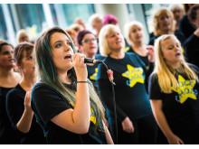 MUSIC: The Rock Choir brought out their inimitable style and songs last year.