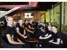 Elever på hotellutbildningen på Realgymnasiet i Stockholm_bild 1