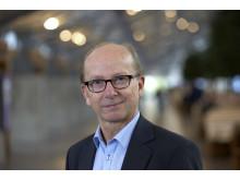 Stefan Ekman, chef infrastruktur