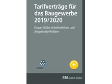 Tarifverträge für das Baugewerbe 2019/2020 (2D/tif)
