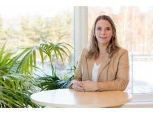 Frida Gustavsson, produktägare, Hogia HR Products.