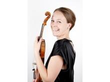 Karin Eriksson, violin