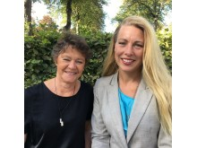 Bim Riddersporre, Susanne Kjällander.