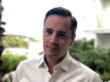 Morgan Jensen tillträder som Head of Media på MAX Burgers den 10 juni 2019