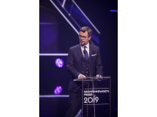 H.K.H. Kronprins Frederik til Kronprinsparrets Priser 2019