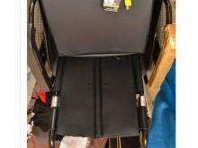 Drugs lab sentencing - Firearm in wheelchair 1